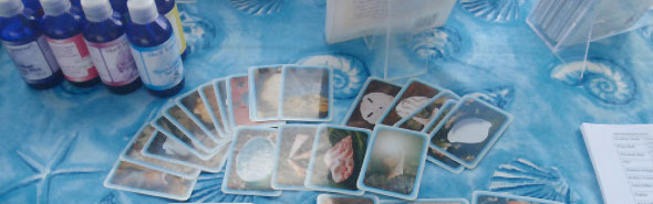 Essences Healing Card